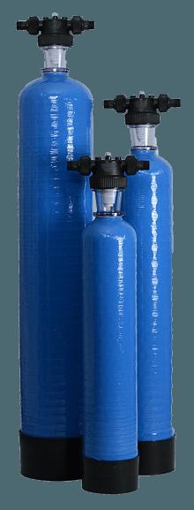 Zmäkčovač vody pre veľké prietoky